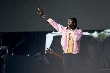 Young Thug Gets His Own Billboard In NYC