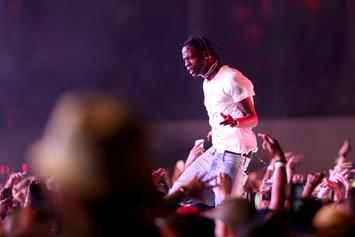 Travis Scott Confirms Apple Music Deal; Says He's Working On Short Film For New Album