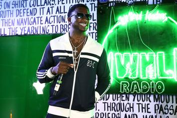 "Gucci Mane Reveals ""Everybody Looking"" Tracklist"