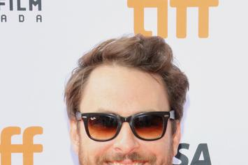 """""""Always Sunny"""" Actor Charlie Day Shows Up At ASU Game As """"Green Man"""""""