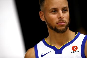 See Who Steph Curry's Taking In His NCAA Tournament Bracket