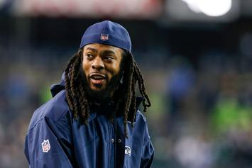"Richard Sherman Signs With 49ers: ""I'm Vengeful In That Way"""