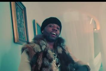 "YFN Lucci Drops Off New Video For ""The King"""
