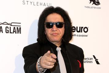 """Kiss Bassist Gene Simmons: """"I Am Looking Forward To The Death Of Rap"""""""