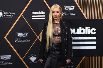 "Iggy Azalea Admits She Had A ""Psychotic Breakdown"" Last Year"