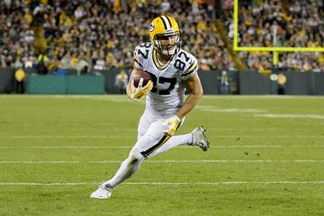 WR Jordy Nelson Released By Green Bay Packers