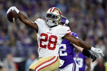 Cleveland Browns To Sign Former 49ers Running Back