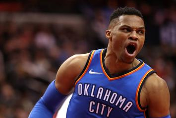 Russell Westbrook Reaches NBA Triple-Double Milestone