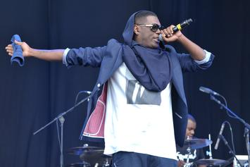 """Jay Electronica Calls Kendrick Lamar His """"Son,"""" Threatens To Slap 50 Cent"""