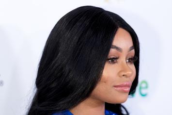 Blac Chyna Arrested For Public Intoxication