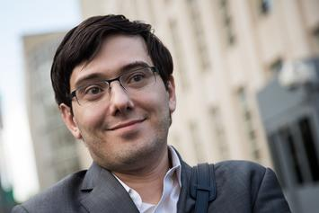 Martin Shkreli Is Considering Destroying The Secret $2 Million Wu-Tang Album
