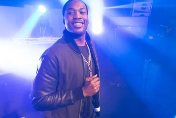 Meek Mill's Community Service Will Prevent Him From Performing New Year's Eve