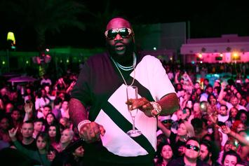 """Rick Ross Is Waiting To See If He'll End Up On Kanye West's """"SWISH"""""""