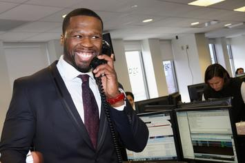 """50 Cent Says Bullet Lodged In His Tongue Is """"Great For Oral Sex"""""""
