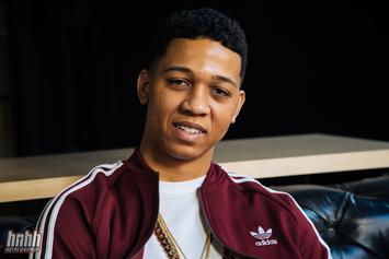 """Lil Bibby Shares """"Free Crack 3"""" Release Date & Previews Collab With Future"""