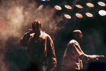 "Travi$ Scott Says Kanye West's ""SWISH"" Is ""Coming Very Soon"""