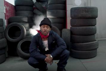 """Tank, Trey Songz & Ty Dolla $ign Play Mechanics In """"When We"""" Visuals"""