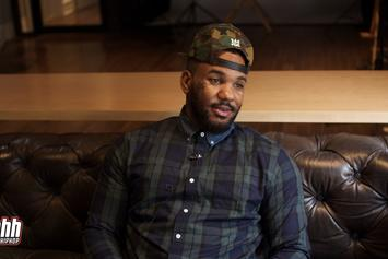 "The Game's ""The Documentary 2.5"" Tracklist Revealed"