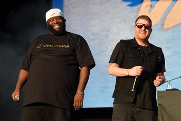 "Killer Mike & El-P Drop Off Their ""Meow The Jewels"" Remix Album"
