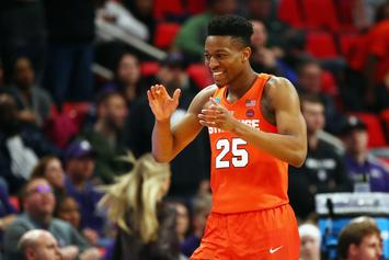 Twitter Reacts To Syracuse's Upset Win Over Michigan State