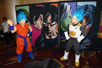 """""""Dragon Ball Super"""" 130th Episode Streamed In Latin America To 10,000 + Fans"""