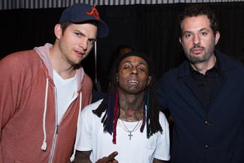 Lil Wayne Kicked Off Private Jet For Smoking Weed
