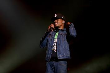 "Kanye West Is Involved In Chance The Rapper's New ""Collaborative Effort"""