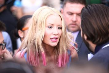 Did Iggy Azalea Have Work Done On Her Face?