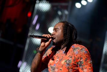 Wale Visits Baltimore High School, Marches To City Hall With Students
