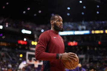 """LeBron James On NBA's Rumored Play-In Tournament: """"That's Wack"""""""