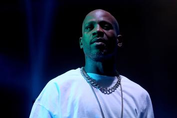 Man Alleges DMX Robbed Him At Newark Gas Station