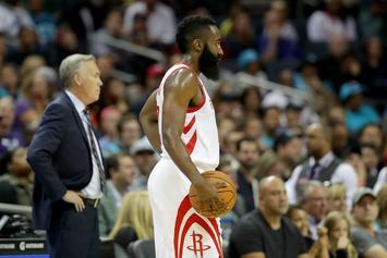 "James Harden Labeled ""Best Offensive Player I've Ever Seen"" By Mike D'Antoni"