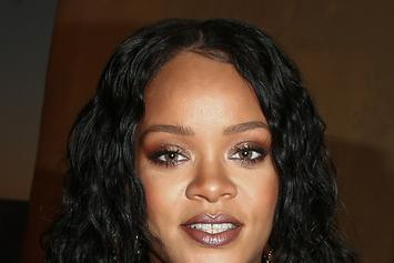 Is Rihanna's Album Dropping Tomorrow? [Update: It's A Single]