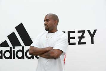"Kanye West May Have To Fight To Use ""Yeezy"" Brand Name"
