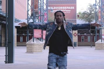 """Vee Tha Rula Shows Us He's Got The """"Heart For It"""" In Latest Video Off """"Yet I Smile"""""""
