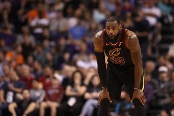 LeBron James Sets NBA Record In Win Over Raptors