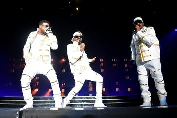 "Jodeci Announces New Album ""The Past, The Present, The Future"""