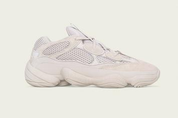 "Adidas Yeezy 500 ""Blush"" Releasing Again Soon"
