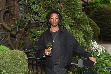 Joey Bada$$ Says He Didn't Know It Was Malia Obama In Pro Era T-Shirt