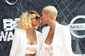 "Amber Rose Fervently Defends Blac Chyna's Fellatio Skills: ""You Got Her F-cked Up"""