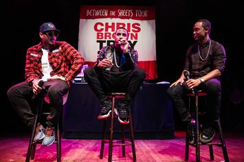 """Chris Brown, Trey Songz, & Tyga Announce """"Between The Sheets"""" Tour [Update: Tour Pushed Back]"""