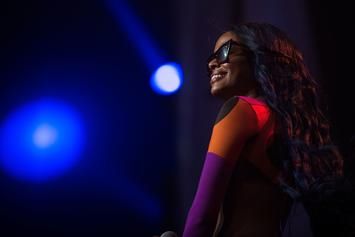 """Azealia Banks Reveals Cover Art & Tracklist For """"Broke With Expensive Taste"""" [Update: Stream The Album]"""