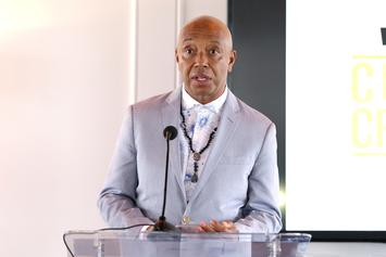 Russell Simmons Sued For Rape & Threatening The Victim's Son: Report