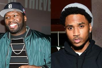 "50 Cent Says Trey Songz Domestic Assault Allegations Are A ""Money Play"""