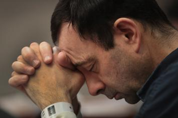 Larry Nassar's Ex-Boss Charged With Criminal Sexual Conduct, Neglect Of Duty