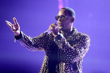"R. Kelly Accused Of Training 14-Year Old Girl To Be His Sex ""Pet"""