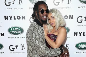 Instagram Gallery: Cardi B And Offset's Most Happily-In-Love Pics