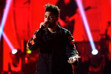 "Stream The Weeknd's ""My Dear Melancholy"" EP"