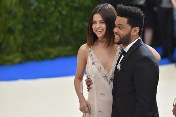 "The Weeknd's ""My Dear Melancholy"" Hints At Split With Selena Gomez"