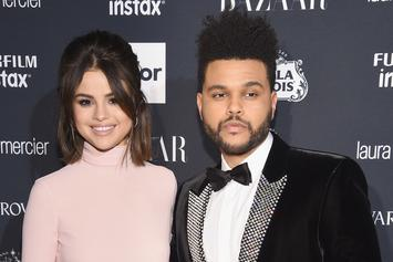 "Selena Gomez ""Would Never"" Have Asked The Weeknd For A Kidney"
